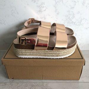 ASOS Ferguson Chunky Sandals